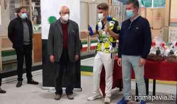 Davide Coscia, studente dell'Istituto Pascal di Voghera, medaglia d'argento ai Campionati Nazionali Juniores di Bocce - Prima Pavia