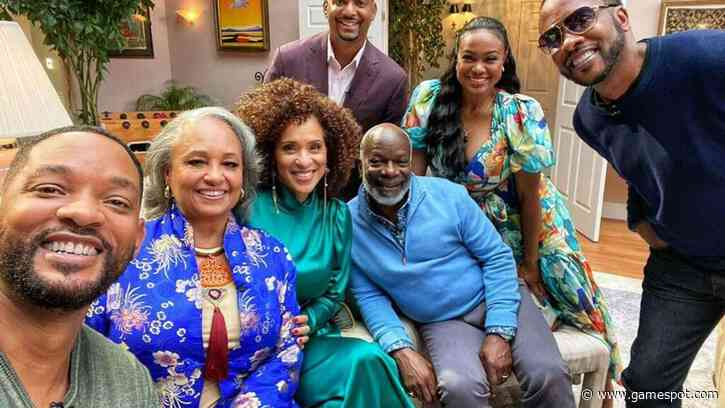 Fresh Prince Reunion Sets HBO Max Release Date With New Trailer