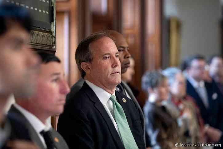 Former aides file whistleblower lawsuit alleging retaliation by Texas Attorney General Ken Paxton
