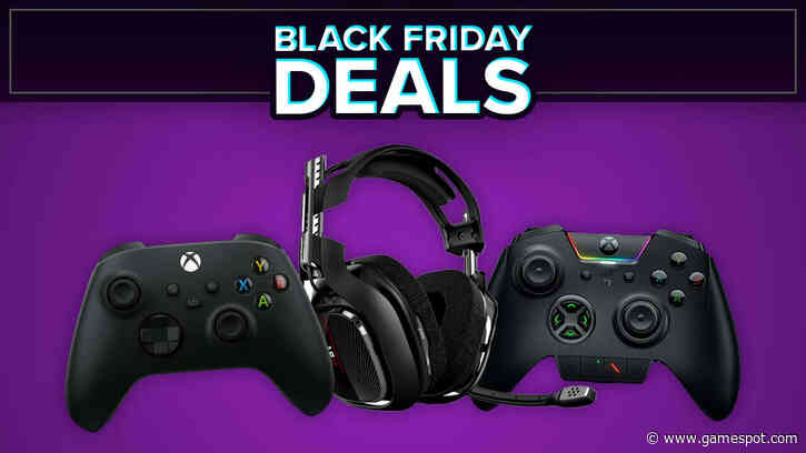 Best Black Friday 2020 Xbox Series X Accessory Deals: Headsets, Controllers, And More