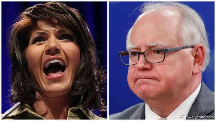 Fellow Governor Blasts Kristi Noem for Letting COVID Run Rampant