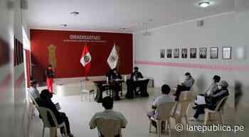 Postergan votación para suspender a alcalde de Monsefú por extravío de reglamento de concejo LRND - LaRepública.pe