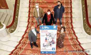 La lectura ininterrumpida en el Teatro Arriaga será con cuentos de Mariasun Landa - Deia