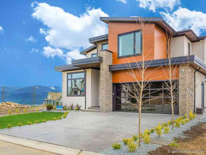 Abbotsford prize home offers stunning views, and all the latest high-end built-ins