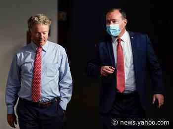 Rand Paul says coronavirus survivors should 'throw away their masks' while falsely claiming they're immune
