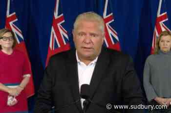 LIVE: Ford, top doc to make announcement after hinting at new COVID-19 restrictions in hot spots