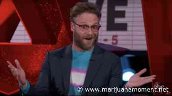 Feds Cite Marijuana Comments By Seth Rogen, Joe Rogan And Other Celebs In COVID PSA Database - Marijuana Moment