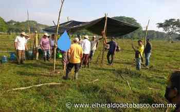 Acusan que los quieren echar de sus tierras en Huimanguillo - El Heraldo de Tabasco