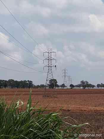 Rapaz morre em torre de energia numa área rural de Engenheiro Coelho - O Regional