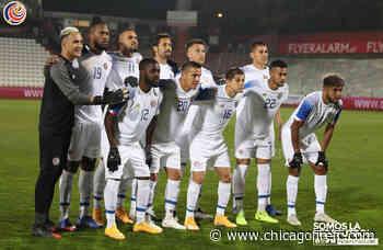 Francisco Calvo plays 90 for Costa Rica in international friendly draw with Qatar