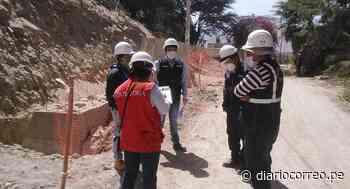 Contraloría confirma retraso en obra Agua Rica – Mollaque chico – Pinchango en Palpa - Diario Correo