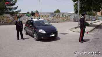 A Policoro controlli dei Carabinieri, due denunce - Agenzia ANSA