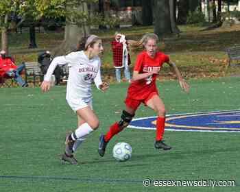 Glen Ridge routs Bloomfield girls soccer team - Essex News Daily