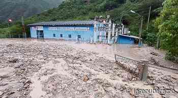 Cajamarca: Huaico destruye central hidroeléctrica La Atuyunga en Celendín - LaRepública.pe