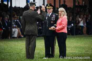 Gen. Milley's wife saved vet who collapsed at Veterans Day ceremony in Arlington