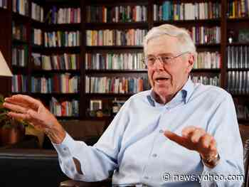 'What a mess': Billionaire Charles Koch says he regrets fueling partisanship