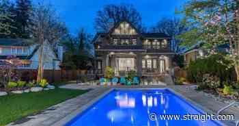 Vancouver real estate: mansion takes $2.8 million price cut before selling at reduced $8.1 million tag - The Georgia Straight