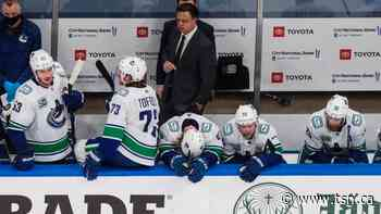 Examining the Vancouver Canucks' counter-attack issues - TSN