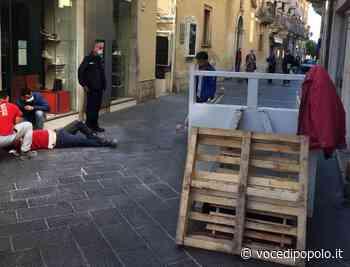 Taormina: cade cestello d'acciaio sulla testa di operaio. Denunciato il datore di lavoro - VOCEDIPOPOLO Sicilia on line - https://vocedipopolo.it