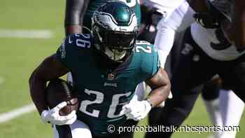 NFL Week 10 injury report roundup: Eagles getting healthier