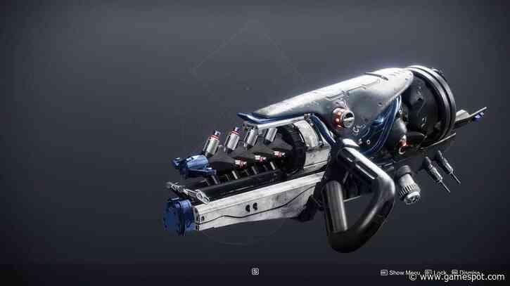 Destiny 2 Beyond Light - Salvation's Grip Exotic Quest Guide