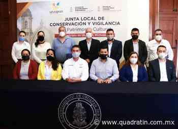Unen esfuerzos para preservar patrimonio cultural de Uruapan - Quadratín - Quadratín Michoacán