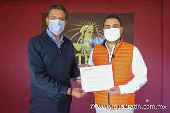 Entrega Semaccdet Licencia Ambiental a empresa de Uruapan - Quadratín - Quadratín Michoacán