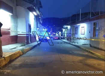 Hieren a balazos a dos hombres en Uruapan - www.americanovictor.com
