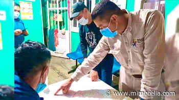 En Uruapan, reconocen a la Jurisdicción Sanitaria en combate al Dengue - MiMorelia.com