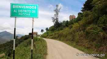 Finalizada la cuarentena se iniciará construcción de vía Bambamarca Marañón   LRND - LaRepública.pe