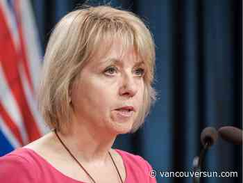 COVID-19: B.C. health officials confirm 617 new cases, another one-day high