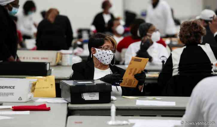 Judge Smacks Down Detroit Voter Fraud Lawsuit: 'Rife with Speculation'