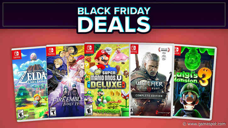 Best Black Friday 2020 Nintendo Switch Game Deals