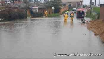 Emergencia invernal se traslada a Gachancipá, Cundinamarca - Noticias Día a Día