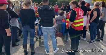 Saint-Chamas : les soignantes font bouger Korian - Journal La Marseillaise