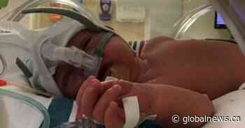 B.C. baby delivered by emergency C-section while mom in ICU with COVID-19