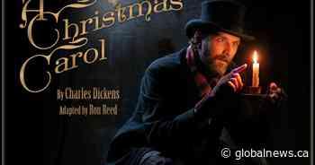 Global Calgary supports: Rosebud Theatre's A Christmas Carol - Globalnews.ca