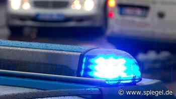 Autobahn in Brandenburg: Zoll beschlagnahmt fast eine Tonne Pyrotechnik - DER SPIEGEL
