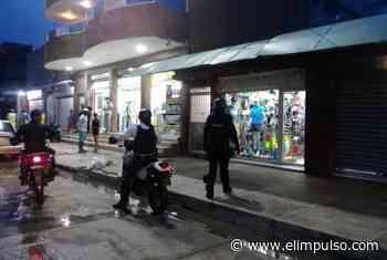 Cuerpos de seguridad intensifican operativos para garantizar cuarentena en Tucacas #12Nov - El Impulso