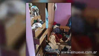 Violento asalto a un matrimonio en Virrey del Pino - Noticias, TL9 Noticias (Clips) - telenueve