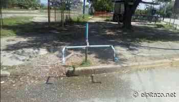 Vecinos de Cabudare instalan toma pública de agua para llenar sus tobos - El Pitazo