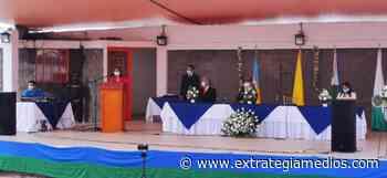 Cogua conmemoró los 129 años de la Policía Nacional - Extrategia Medios