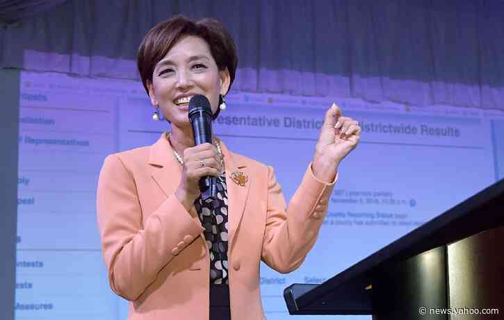 GOP captures second Democratic US House seat in California