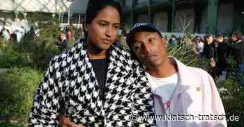 Hach, US-Popgigant Pharrell Williams kommt mit Hautpflegelinie! - klatsch-tratsch.de