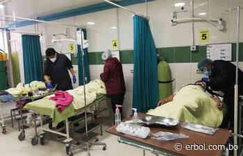 """Reportan accidente de tránsito en Patacamaya, tres heridos están en el Hospital """"Corazón de Jesús"""" - Red Erbol"""