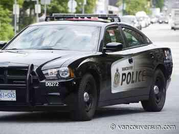 Crash into South Granville storefront kills driver, injures passenger
