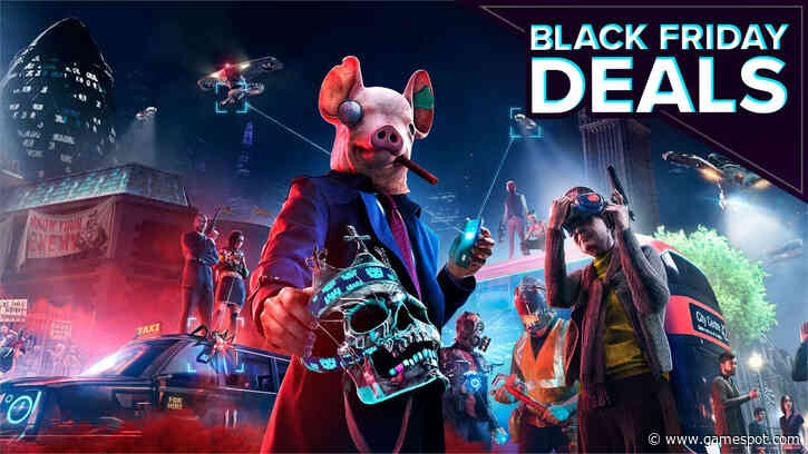 Black Friday 2020: Watch Dogs Legion Is Already $30 With Free PS5, Xbox Series X/S Upgrades