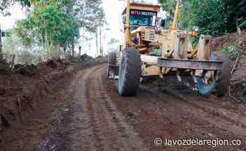 Optimizan conectividad vial entre La Argentina y El Pital - Noticias