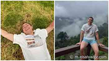 """Yeik se aventura y recorre los senderos de El Pital: """"Es emocionante estar acá"""" - elsalvador.com"""
