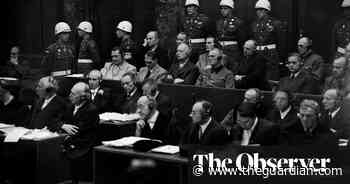 'The slate will never be clean': lessons from the Nuremberg trials 75 years on